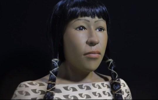 Señora de Cao