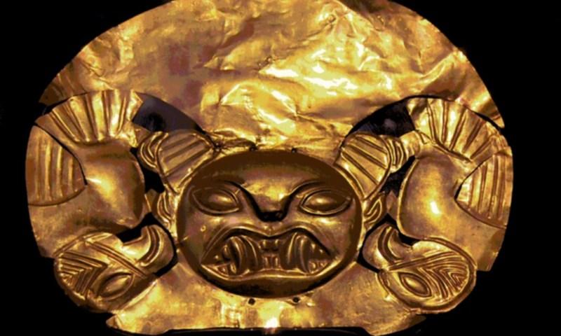 Álbum: Oro del Perú
