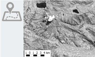 Modelos de elevación digital a partir de imágenes del satélite Pléyades.