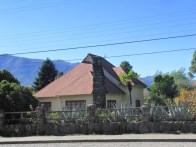 Imagenes de viviendas típicas y calles de Antuco 1