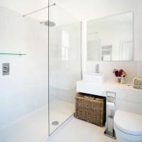 {Inspiração} Banheiros pequenos