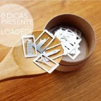 10 dicas de presentes para arquitetos ~ reloaded!