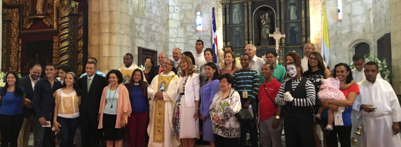 Mons. Benito Ángeles Preside Eucaristía para Periodistas y Comunicadores