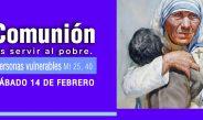 Febrero #AñodelaComunión