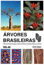 Árvores Brasileiras Vol. 02