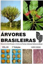 Árvores Brasileiras Vol. 03