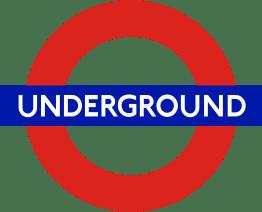 3 The London Underground logo