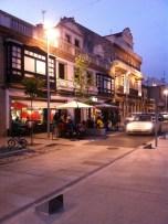 Calle en Baiona, En colaboración con Félix Gómez Pousa, arquitecto.