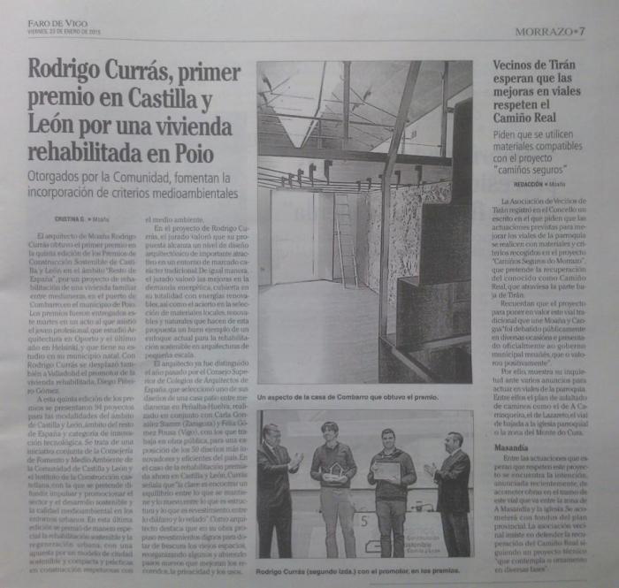 premio-arquitecto-promotor-casa-porto-combarro-pontevedra