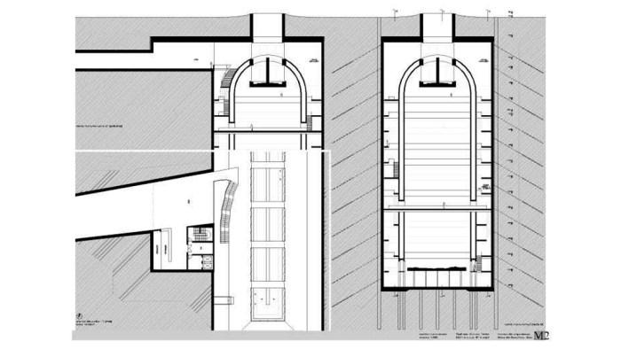 porto-seccion-transversal-anclajes-estructuras-contencion-entibacion-pilotes
