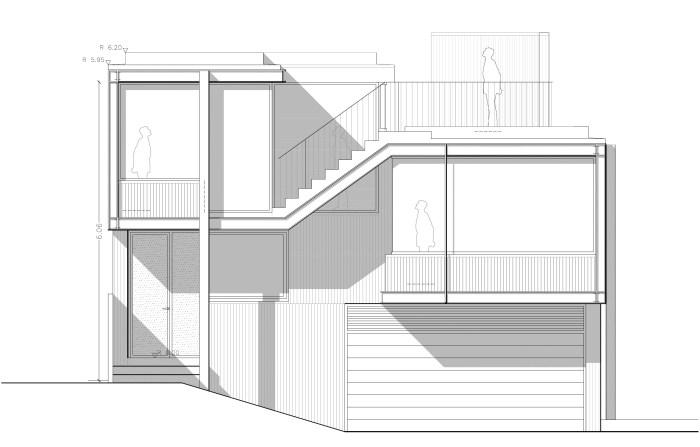 vivienda-moana-estructura-metalica-arquitecto-plano-alzado