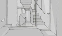 perspectiva-mano-arquitecto-curras-hostel-medios-pisos-arquitectura