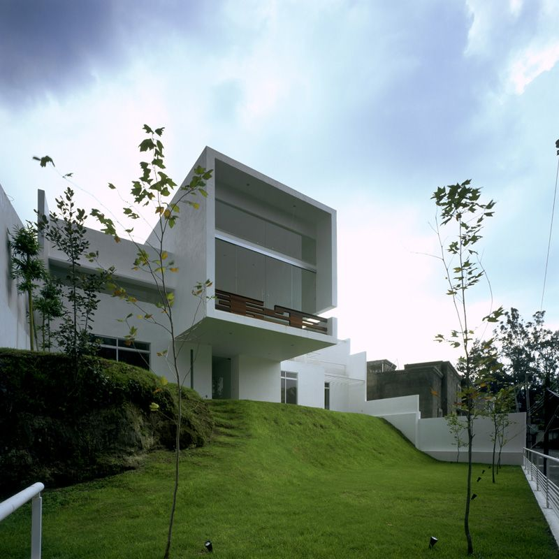 Casa cubo agraz arquitectos - Estilo arquitectura contemporaneo ...