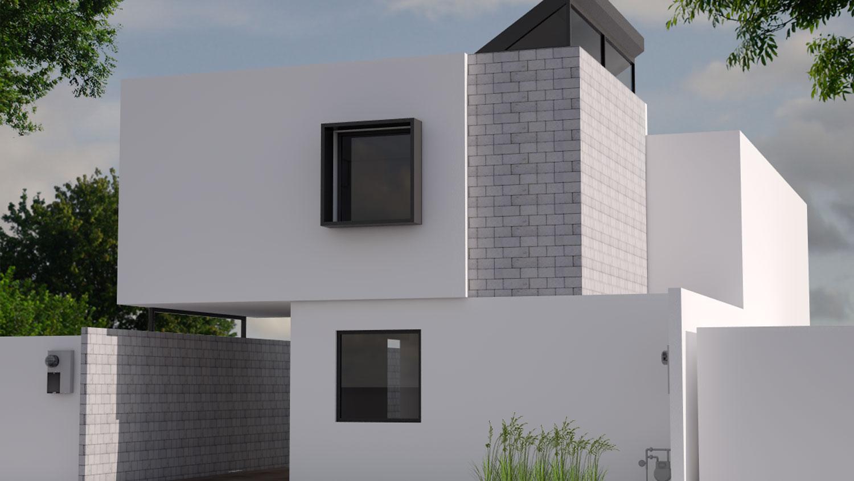 Casa 6x15 - ArquitectualStudio