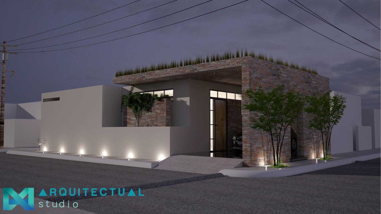 Casa De Ramirez - ArquitectualStudio