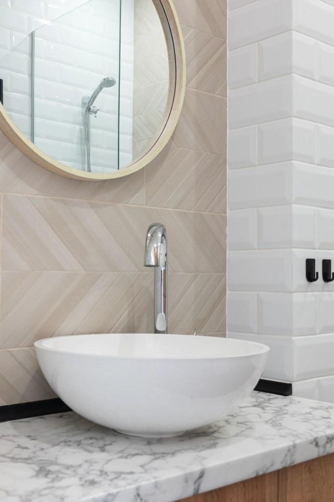 Diseño de baños - grifería