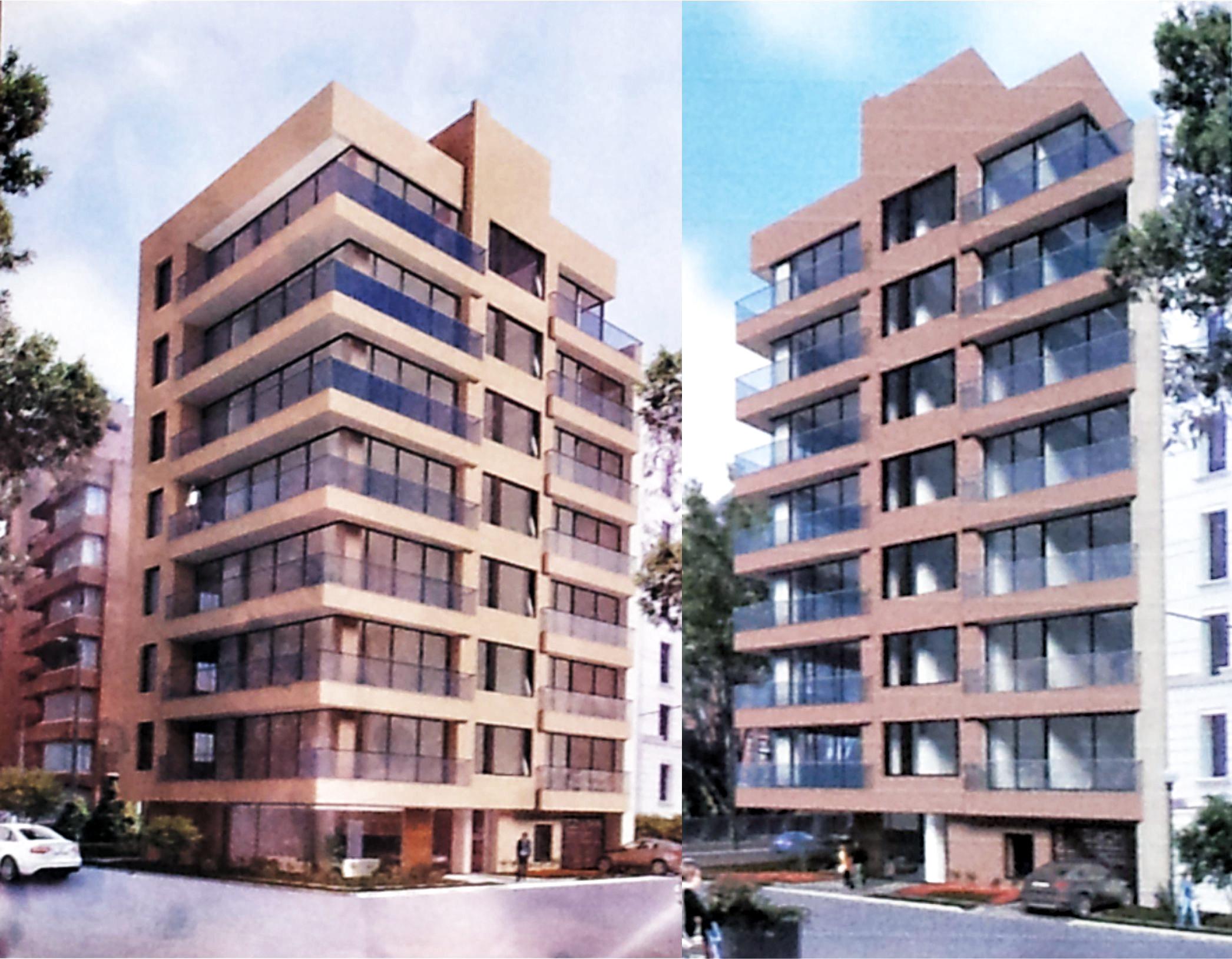 Cabrera 86 vivienda multifamiliar arquitectura for Vivienda arquitectura