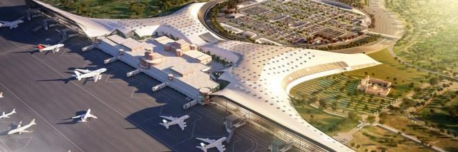 La oficina española GilBartolomé Arquitectos diseñan el nuevo aeropuerto de Lahore en Pakistán