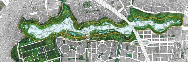 Ecopolis Estudio gana concurso para diseñar el Parque Juan Amarillo en humedal de Bogotá