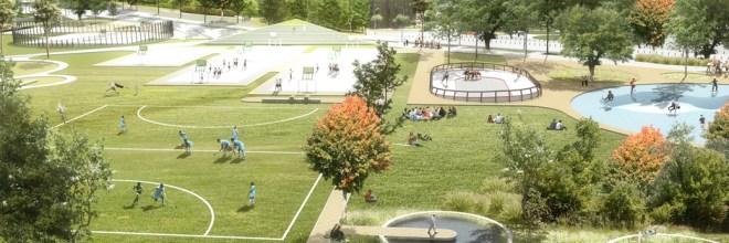 DARP, mención honrosa en concurso de ideas del Parque Juan Amarillo en Bogotá