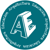 Logotipo de la Escuela en Arquitectura Educativa de la UAM