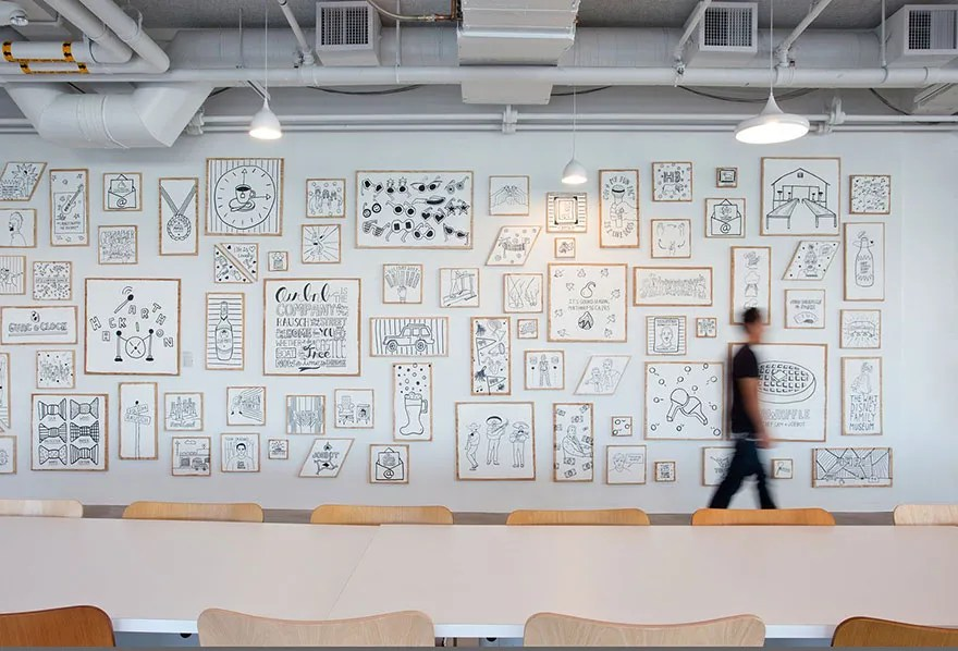 Las 12 oficinas mas chulas del mundo - Arquitectura Ideal - Airbnb 4