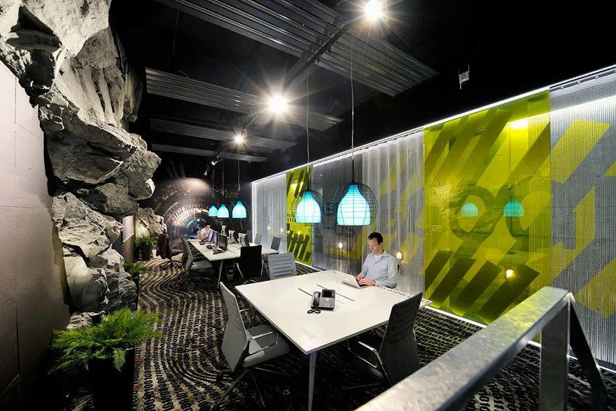 Las 12 oficinas mas chulas del mundo - Arquitectura Ideal - Google 2
