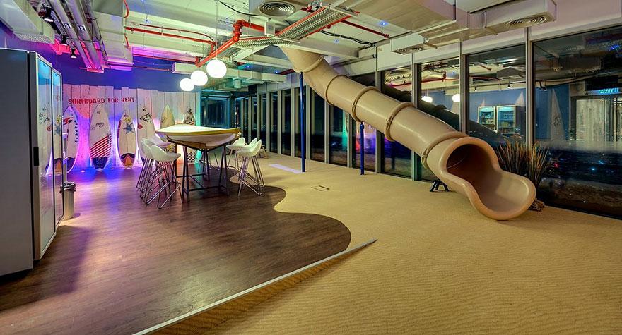 Las 12 oficinas mas chulas del mundo - Arquitectura Ideal - Google 5