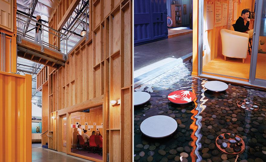 Las 12 oficinas mas chulas del mundo - Arquitectura Ideal - Pallota Teamworks 2