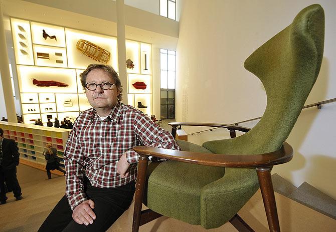 Lars Dafnaes, responsable del departamento de diseño Ikea