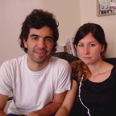 Carlos Genoud y Victoria Riqué, X-Cruza