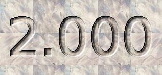 2.000 entradas
