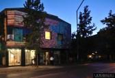Centro cultural Mil m2. Providencia 2014