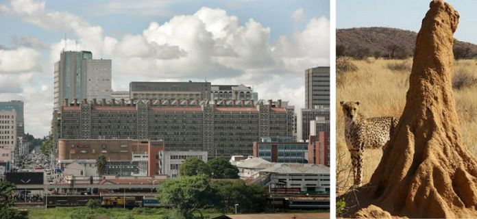 Eastgate Centre (Zimbabue)