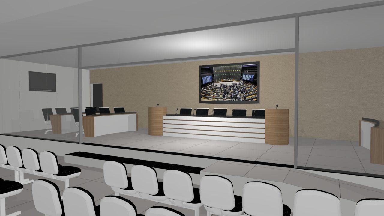 Projeto Arquitetura Corporativa Legislativo C 226 Mara