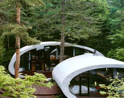 Arquitetura orgânica (3/3)