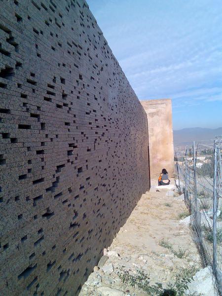 Muralla Nazarí. Jimenez Torrecillas