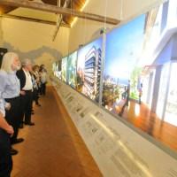 Una reseña sobre una exhibición sobre arquitectos jóvenes de Panamá