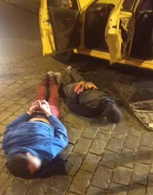 Bandidos sequestram vigia para arrombar loja no Centro Histórico 4