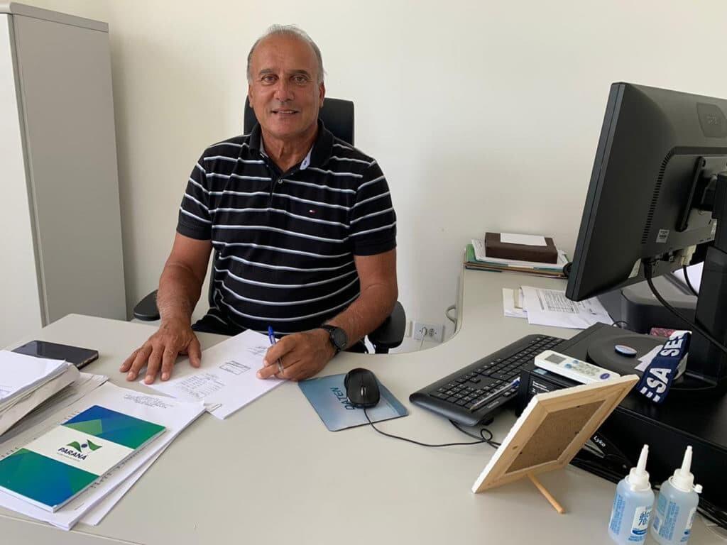 Diretor Regional de Saúde José de Abreu