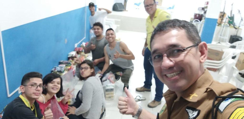 Voluntários investem na solidariedade e ações se multiplicam durante pandemia 3