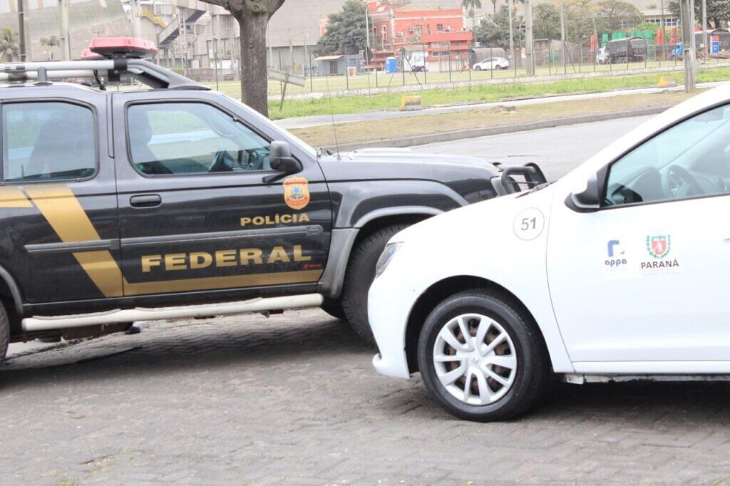 PF realiza simulado para atestar segurança nos portos de Paranaguá, Itajaí e Santos 4