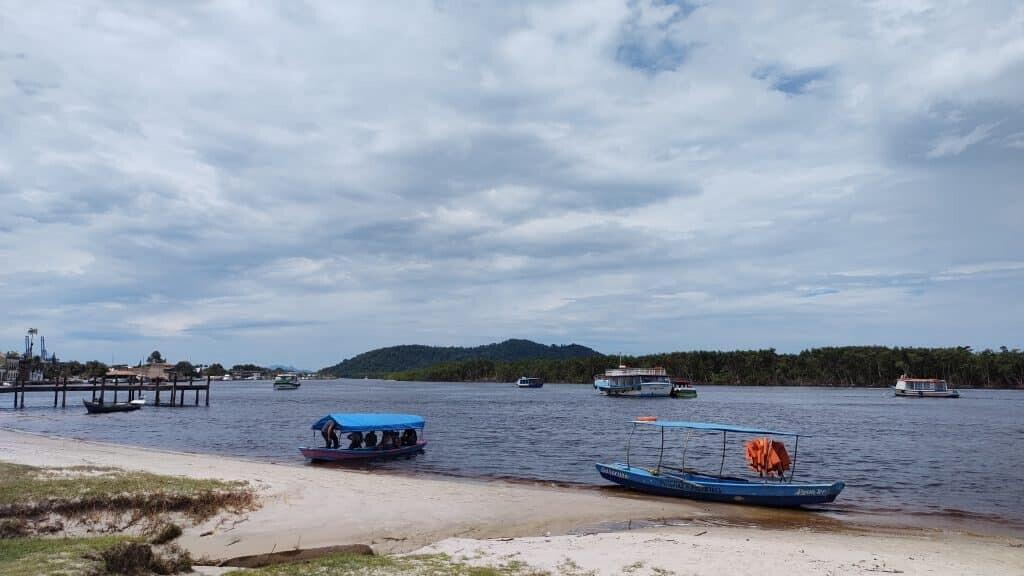 Aquário proporciona passeio pelos principais pontos turísticos de Paranaguá 5