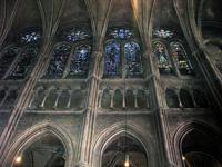 Interior Chartres
