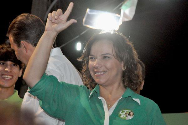 Larissa Rosado enfrentou processo no Tribunal Regional Eleitoral