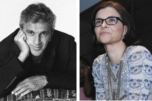 Caetano Veloso e Marina Lima estão entre os convidados para evento literário em novembro