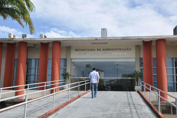 Secretaria de Administração faz o gerenciamento da Folha de Pagamento do Estado