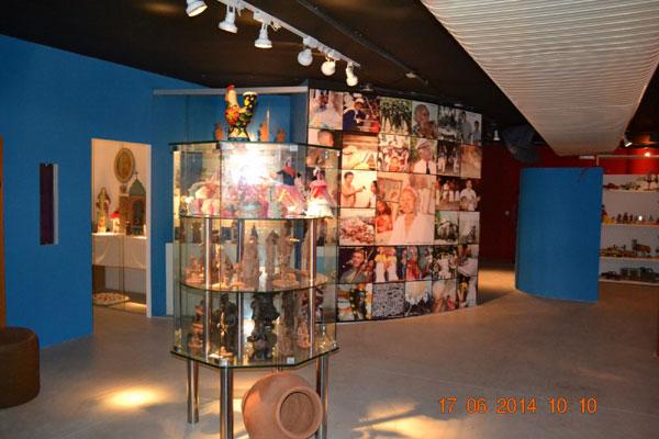 Recém-reformado, Museu Djalma Maranhão tem acervo renovado de objetos e referências das artes populares