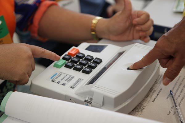 Eleitores foram às urnas e escolheram candidatos, para as prefeituras, filiados a diversos partidos