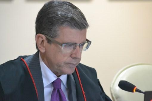 Conselheiro Paulo Roberto Chaves Alves foi o relator do processo